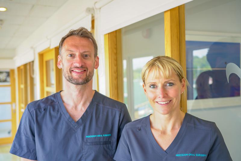Precision Oral Surgery